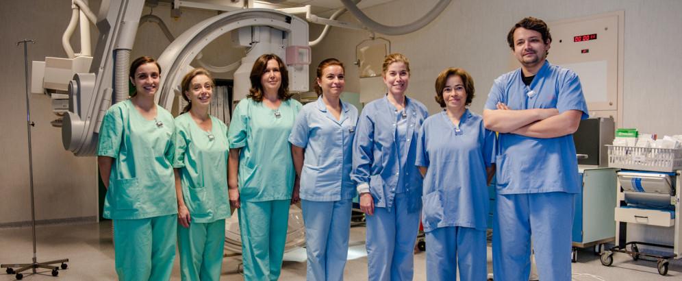 Serviço de Radiologia de Intervenção