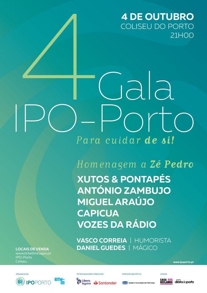 cartaz IV gala ipo