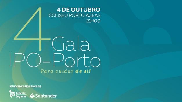 IPO-Porto homenageia Zé Pedro em gala solidária no Coliseu