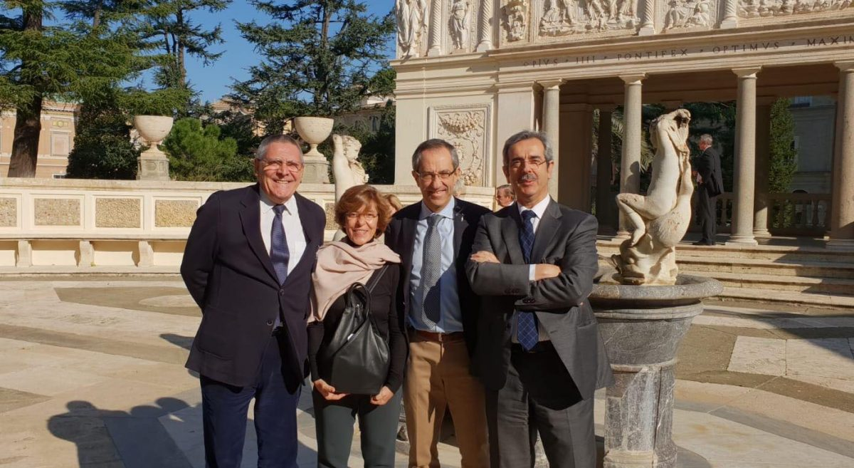 IPO-Porto integra conferência no Vaticano