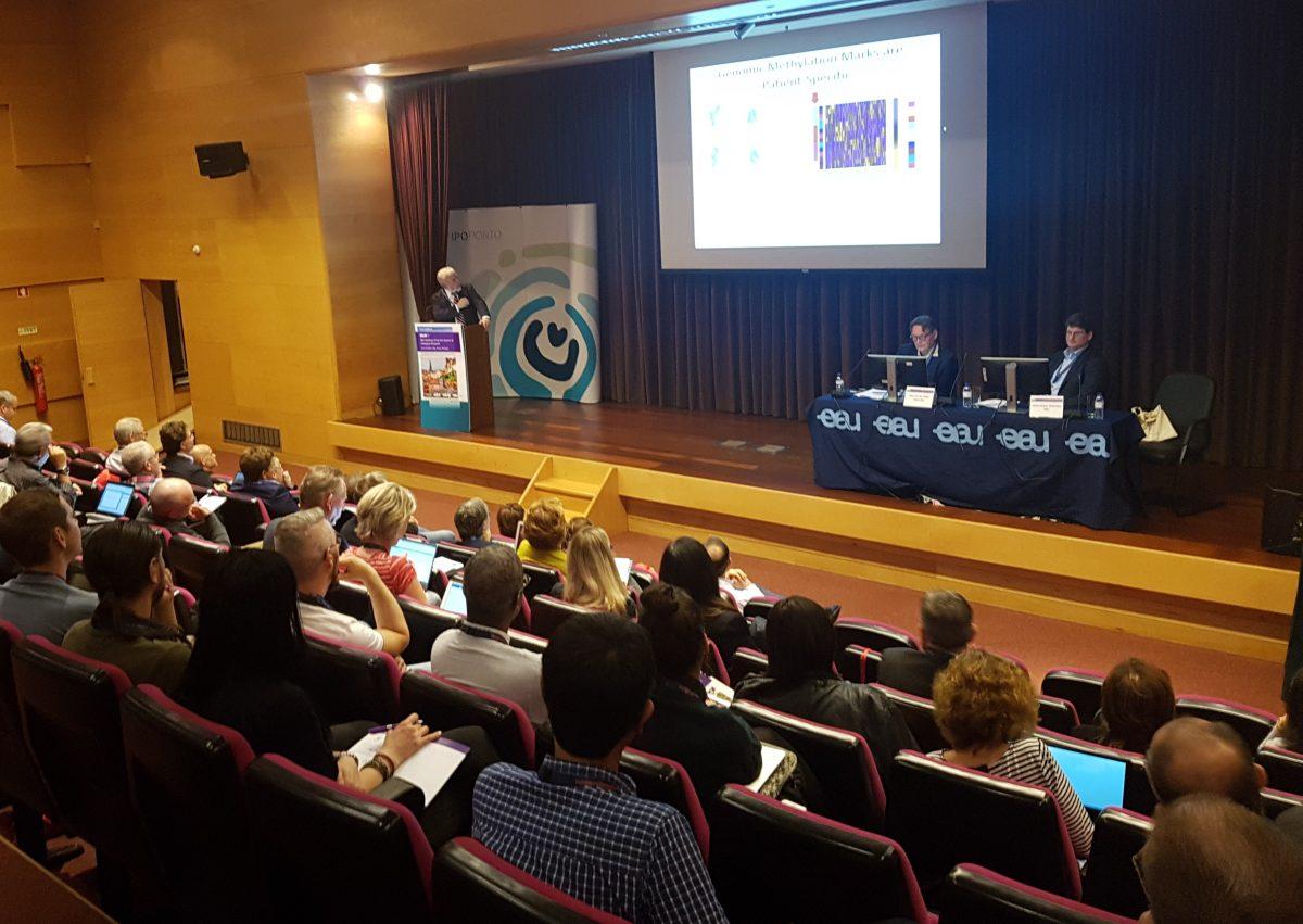 Reunião internacional sobre investigação em Urologia em Portugal