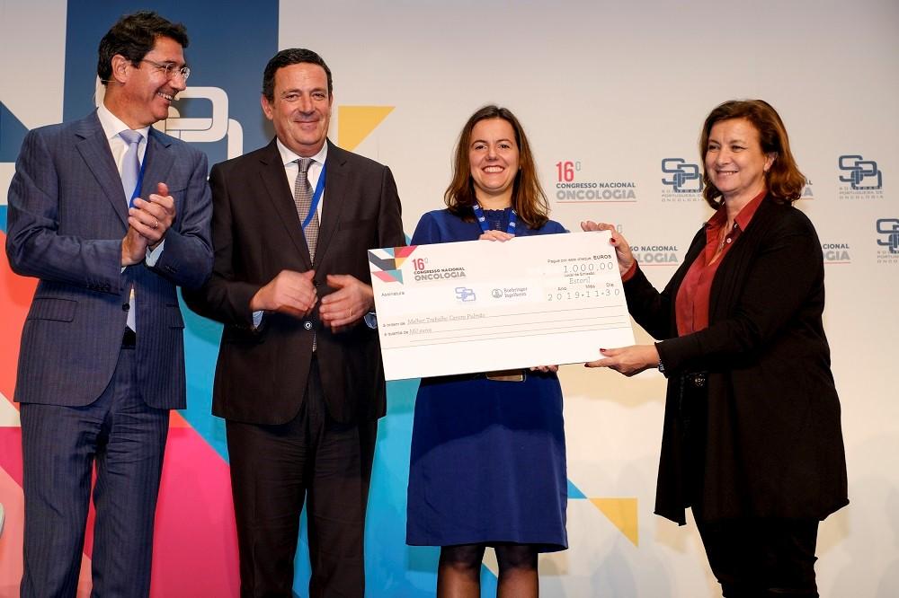 IPO-Porto distinguido no 16º Congresso Nacional de Oncologia