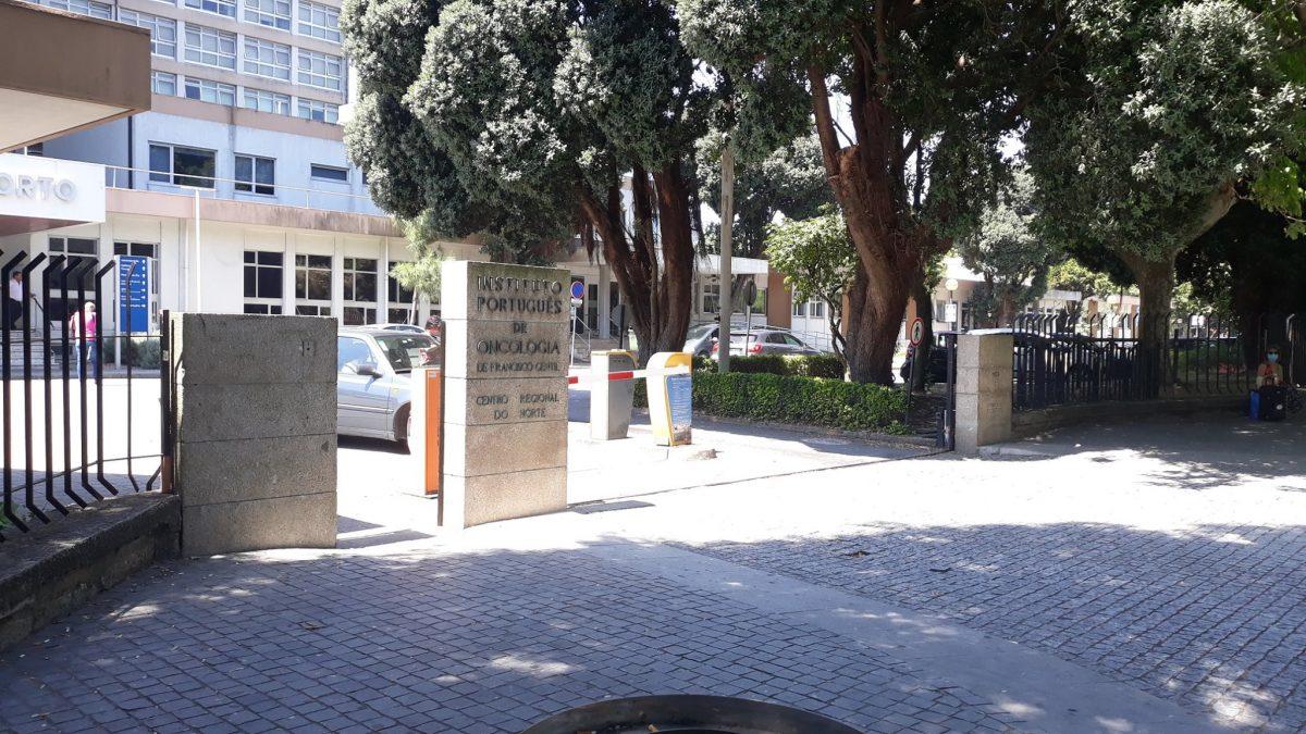 IPO Porto com novos acessos ao parque de estacionamento